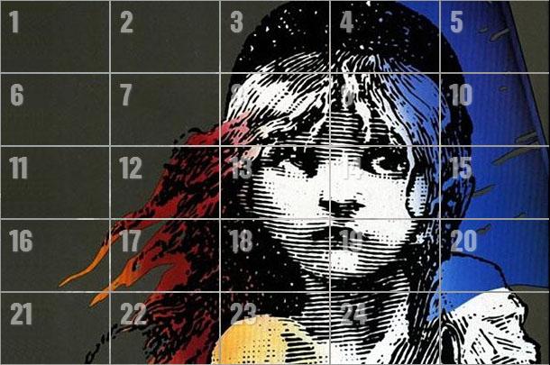 Merry Les Miserable Countdown!