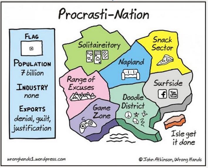Procasti Nation: My new home.