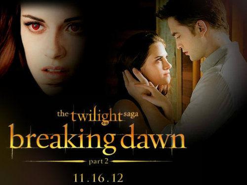 Twilight breaking dawn part II