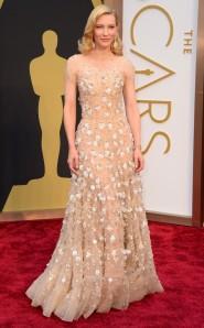 Cate Blachett - Oscars 2014
