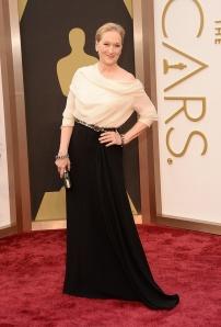 Meryl Streep - Oscars 2014
