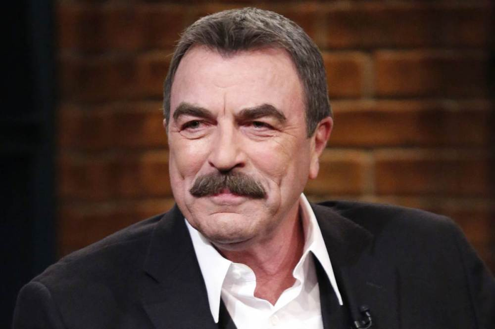Tom and Selleck